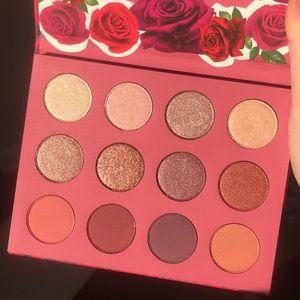 Colourpop Cosmetics x Karreuche She Palette